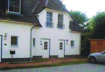 Haus mit Stellplatz